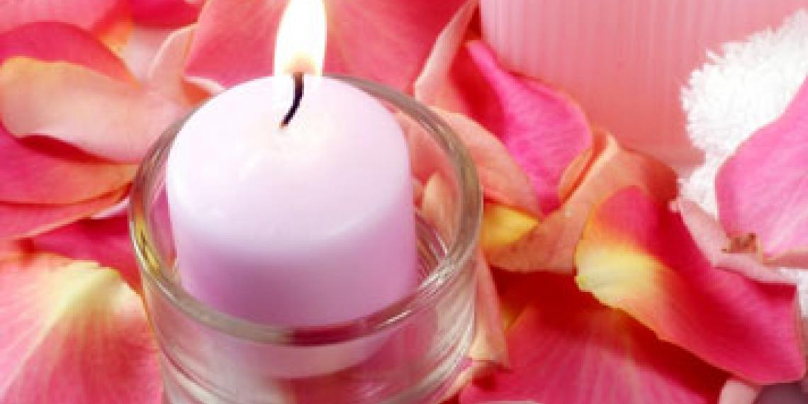 Fragrant candle